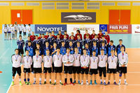 U20 European Championship Small Countries Division - Victory ceremony thumbnail